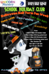 Half Term & Halloween